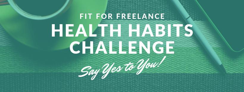 Health Habits Challenge!